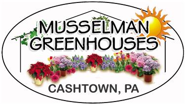 Musselman Greenhouses header image